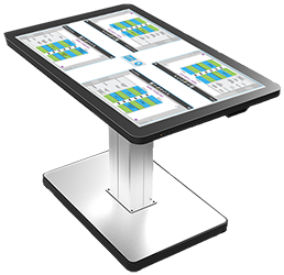 ProColor 470 Touch Table