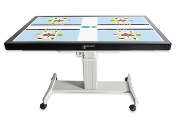 PROCOLOR TOUCH TABLE 490